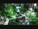 【城山オレンヂ園】恐怖の手作りアスレチック!一本橋を渡るあい❤ブランコ すべり台 お出かけ