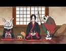 「鬼灯の冷徹」第弐期 第23話「こんぽんてきに/異種格闘技戦」