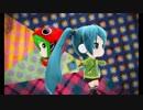 【3DS】Project mirai でらっくす『マトリョシカ PV』