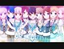 【9人で】WATER BLUE NEW WORLD【サイズ調整版】