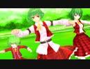 【東方MMD】ミニスカ風見三代で「ロキ」