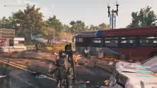 【E3 2018】新作 「ディビジョン2 The Division 2」  実機プレイ動画 世界初公開 E3 2018