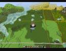 【マインクラフト】最大地図一枚分を小麦畑にする!【実況】 Part 132