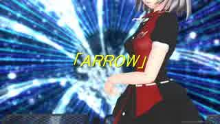 【東方MMD】霊夢・アリス・魔理沙で「ARROW」 1080p