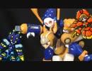 【メダ3カミキリver.】パテとヤスリと月面パンチ【実況+模型】#17