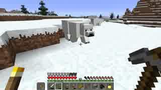 【Minecraft】長谷部のハードサバイバル遠征シーズン3#2【とうらぶ】