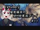 【MHW】陰光猫目の新大陸生活記 その11
