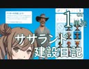 ササランド建設日記1or 単発【Planet Coaster】