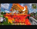 【Minecraft】メイドの村とオッサン工業 ~果ては宇宙へ Part10