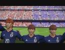 315プロ サッカー部 日本代表 W杯編 05【sideM × WE2018】