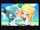 【3DS】Project mirai でらっくす『逆さまレインボー PV』