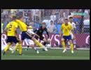 サッカー W杯2018 06-18  スウェーデンvs韓国 ダイジェスト