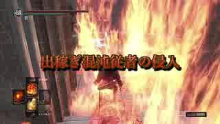 【ダークソウルR】出稼ぎ混沌従者の侵入