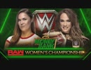 【WWE】ナイア・ジャックス(ch.)vsロンダ・ラウジー【MITB18】