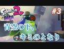 【スプラトゥーン2】主人公はタコ!? 新章開幕!オクトエキスパンション!! #3 青空の下、キミのとなり