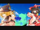 第49位:【東方遊戯王】東方雑魚録~万丈目サンダーがが幻想入り~Lv.2デュエルはパワーだぜ!サイバー・エンド・ドラゴン咆哮! thumbnail