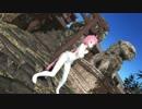 【MMD】黒崎芽亜(ピンクキャット)リアル系シェーダーに挑戦