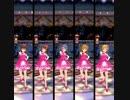 【ミリシタ】「咲くは浮世の君花火」アップ全身縦MV【特殊解像度】