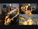 【ロマサガ3】四魔貴族バトル1を激しく演奏してみた!【ダイナ四バンド】