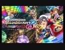 【ミリシタ】咲くは浮世の君花火 マリオカートプレイ風動画