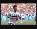 サッカー W杯2018 06-23 韓国vsメキシコ ダイジェスト