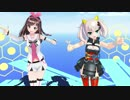 【MikuMikuDance】Vtuber2人が踊るXYZの魔法【おやぶんと竹】