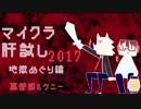 【45】マイクラ肝試し2017運営視点【栗御飯 & ケニー】