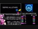 第74位:【ミリシタ】MillionMIX譜面 レベル別メドレー (リリース~1周年前まで) thumbnail