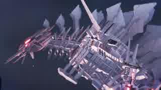 【MMD】-決戦機動増殖機獣-【告知編】