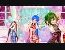 【GUMI】歌うたいに憧れて【MMD】