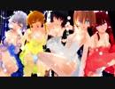 【東方MMD】ウエディングドレスの霊夢・咲夜・アリス・魔理沙・文でCarry Me Off~嫁にするなら誰?~1080p60fps