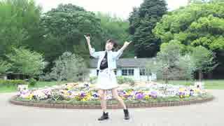 【U・ユー】バタフライ・グラフィティ踊ってみた 【ソロ】