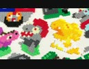 [アイロンビーズ]オクト・エキスパンション「ネリメモリー」風アイロンビーズ作ってみた!その3(路線C)(ゆっくり)
