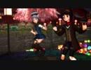 【MMD】流し灯篭を荒らすカパエル式学童部