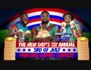 【WWE】NEY DAYのパンケーキコンテスト【SD 7.3】