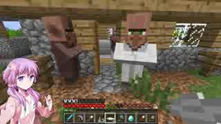 【Minecraft】BTWでサバイバる外伝 #7【VOICEROID実況】