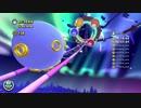 ソニックロストワールド フローズンファクトリー ZONE2