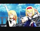 【東方MMD】アリスさんと魔理沙さんの愛Dee