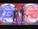 ウルトラマンR/Bがループする動画