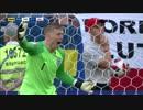 《2018W杯》 [ベスト8] イングランド vs スウェーデン(2018年7月7日)