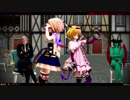 【東方MMD】 W アリスで!! 『愛Dee』 1080p
