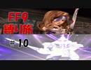 #10 まだまだ頑張るシュタイナー 低レベル&ボス1人討伐+αの縛りFF9【FINAL FANTASY IX】