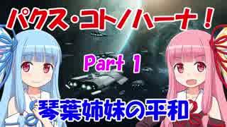 【Stellaris】パクス・コトノハーナ! 琴