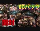 シャドバウエハース80連開封!!