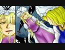 第78位:【手描東方】紫の家出 thumbnail