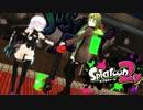 【Splatoon2】六導玲霞とジャック・ザ・リッパーのバレデコ制圧射2