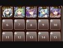 【神殺しの英雄】更なるオークの猛攻 ☆3 白以下+皇帝