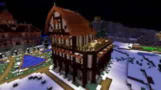 【Minecraft】村を作るのでゆっくり実況させていただきます 8
