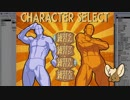 2D格闘ツクール2ndでなんか作りたい動画 023 SELECT YOUR FIGHTER!