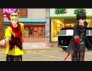 【MMDペルソナ】Classic【P5主・坂本】